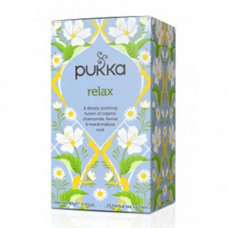 PUKKA ORGANIC TEA RELAX 20 BG