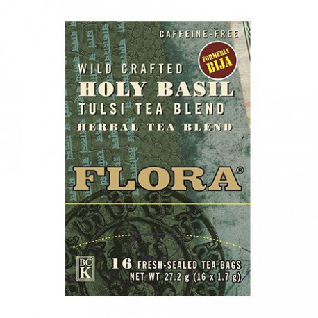 FLORA TEA HOLY BASIL 16 BG