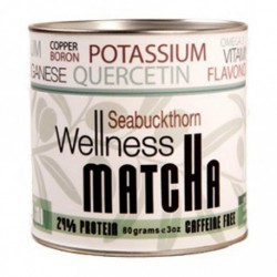 SBT SEABUCKTHORN WELLNESS MATCHA TEA 80 G