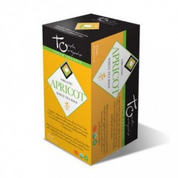 TOUCH ORGANIC WHITE TEA APRICOT 24 BG