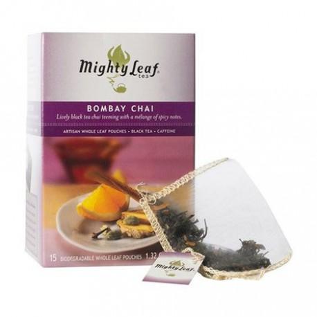 MIGHTY LEAF TEA BOMBAY CHAI 15 BG