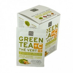SENCHA NATURALS GREEN TEA + C CITRUS GINGER