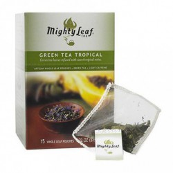MIGHTY LEAF GREEN TEA TROPICAL 15 BG