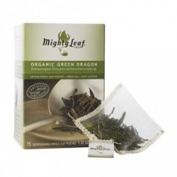 MIGHTY LEAF TEA ORGANIC GREEN DRAGON 15 BG