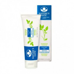 NATURE'S GATE TOOTHPASTE GEL COOL MINT 109 ML