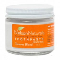NELSON NATURALS REMINERALIZING TOOTHPASTE THIEVES BLEND 30 ML