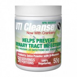 AOR UTI CLEANSE NOW WITH CRANBERRY POWDER 55 G