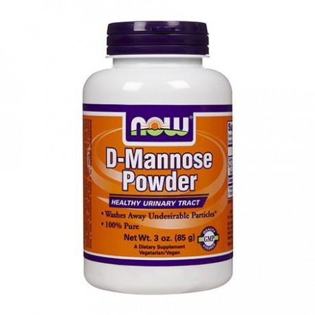 NOW D-MANNOSE POWDER 85 G