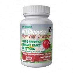 AOR UTI CLEANSE NOW WITH CRANBERRY 60 TB
