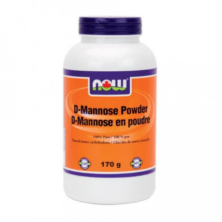 NOW D-MANNOSE POWDER 170 G