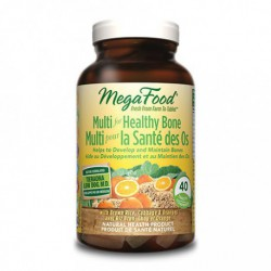 MEGAFOOD MULTI FOR HEALTHY BONE 40 TB
