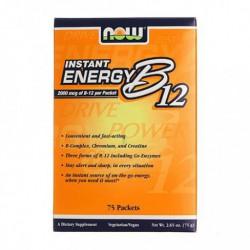 NOW INSTANT ENERGY B12 75 PK