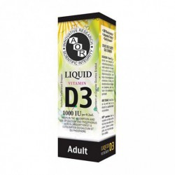 AOR ADULT FORMULA LIQUID VITAMIN D3 100 ML