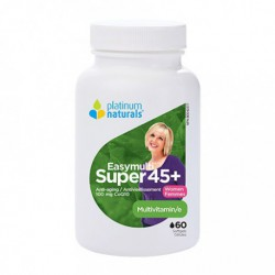 PLATINUM NATURALS SUPER EASYMULTI 45+ FOR WOMEN 60 SG