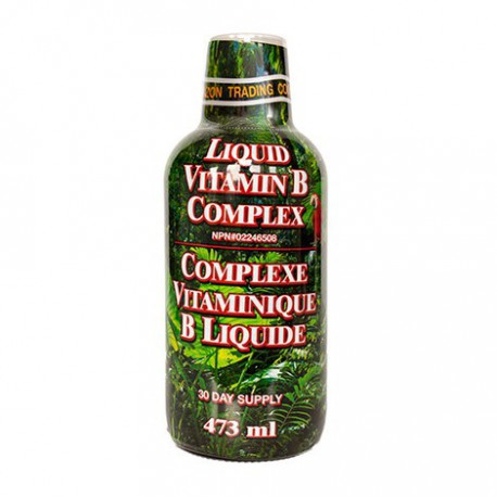 AMAZON TRADING COMPANY LIQUID B COMPLEX 473 ML