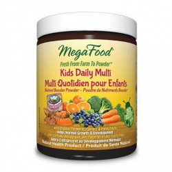 MEGAFOOD KIDS DAILY MULTI NUTRIENT BOOSTER POWDER 49.8 G