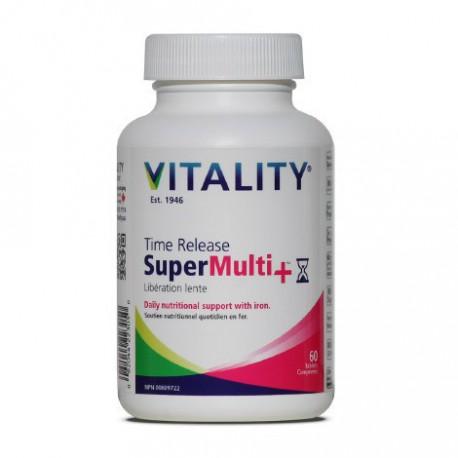 VITALITY TIME RELEASE SUPER MULTI + 60 TB