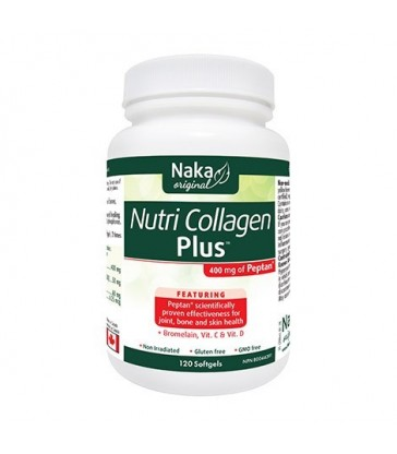 NAKA NUTRI COLLAGEN PLUS 120 SG