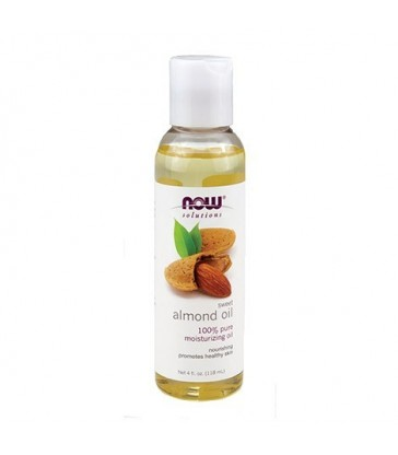 NOW SWEET ALMOND OIL 118 ML