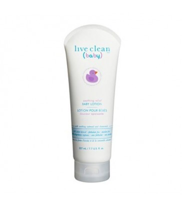 LIVE CLEAN BABY SOOTHING RELIEF BABY LOTION 227 ML