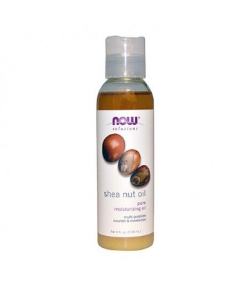 NOW SHEA NUT OIL 118 ML