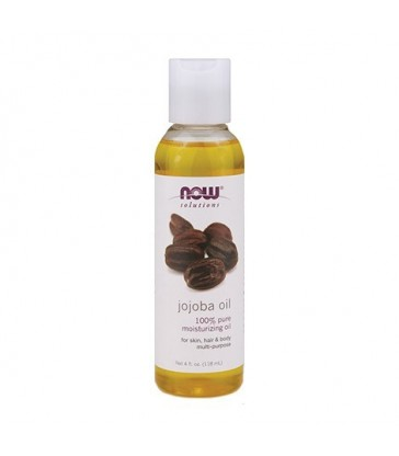 NOW ORGANIC JOJOBA OIL 237 ML
