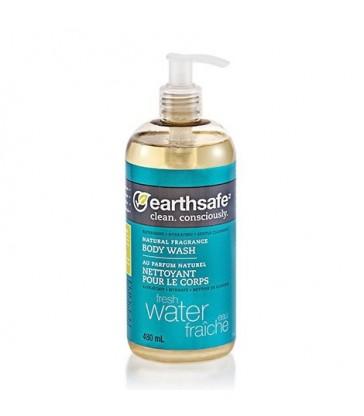 EARTHSAFE BODY WASH FRESH WATER 480 ML
