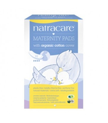 NATRACARE MATERNITY PADS 10 PK