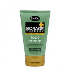SHIKAI BORAGE THERAPY DRY SKIN FOOT CREAM 125 ML