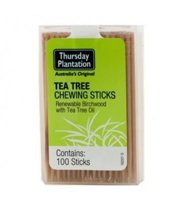 THURSDAY PLANTATION TEA TREE CHEWING STICKS 1PK
