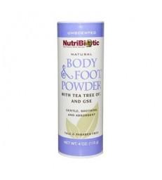 NUTRIBIOTIC BODY & FOOT POWDER 113 G