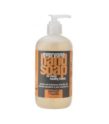 EO EVERYONE HAND SOAP APRICOT + VANILLA 377 ML