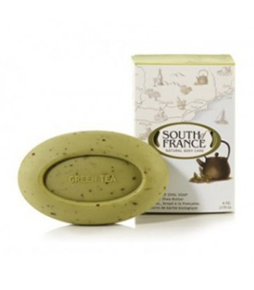 SOUTH OF FRANCE BAR SOAP GREEN TEA 170 G