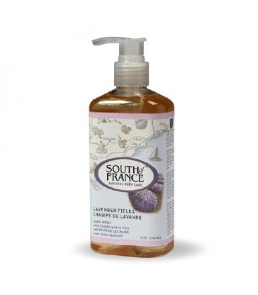 SOUTH OF FRANCE LIQUID HAND WASH LAVENDER FIELDS 236 ML