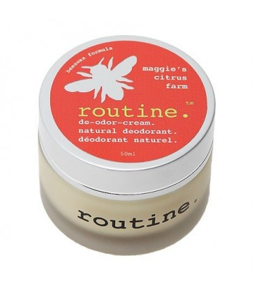 ROUTINE NATURAL DEODORANT MAGGIE'S CITRUS FARM 50 ML