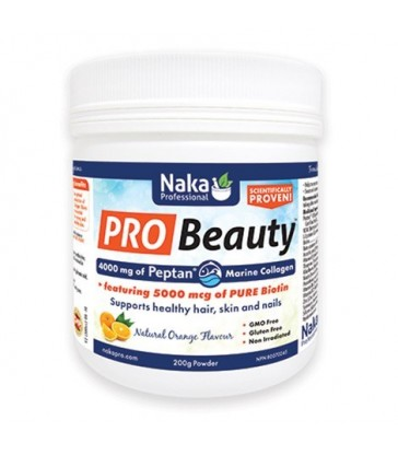 NAKA PRO BEAUTY POWDER 200 G