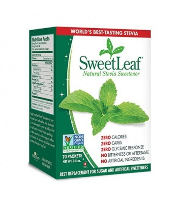 SWEETLEAF STEVIA SWEETENER PACKETS