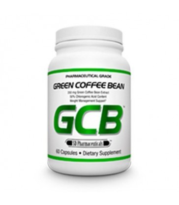 SD PHARMACEUTICALS GREEN COFFEE BEAN EXTRACT