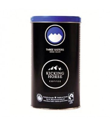 KICKING HORSE COFFEE ORGANIC WHOLE BEAN 3 SISTERS CAN 350 G
