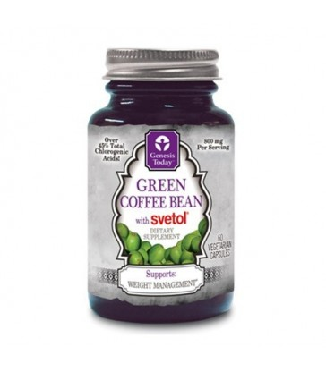GENESIS TODAY GREEN COFFEE BEAN WITH SVETOL 60 VC
