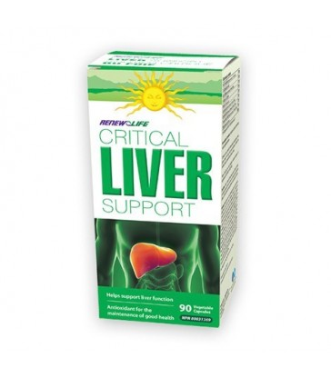 RENEW LIFE CRITICAL LIVER SUPPORT 90 VC