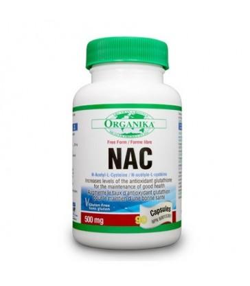 ORGANIKA NAC N-ACETYL-L-CYSTEINE 90 CP