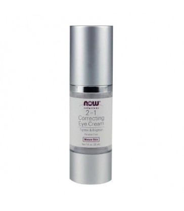 NOW 2 IN 1 CORRECTING EYE CREAM 30 ML