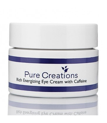 PURE CREATIONS EXTRA NOURISHING RICH ENERGIZING EYE CREAM WITH CAFFEINE 30 G