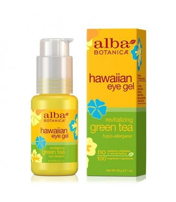 ALBA BOTANICA GREEN TEA HAWAIIAN EYE GEL 28 G