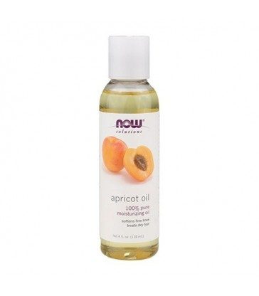 NOW APRICOT SEED OIL 118 ML
