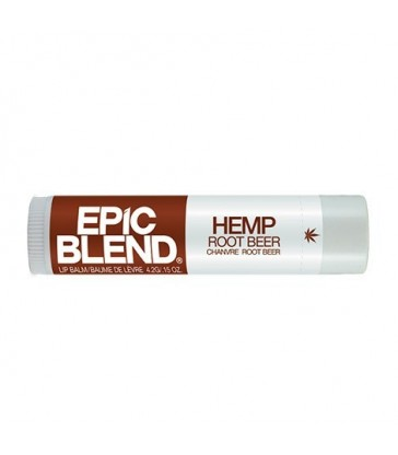 EPIC BLEND HEMP LIP BALM ROOT BEER 4.2 G