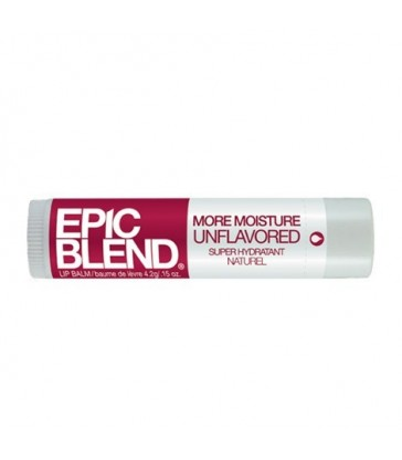 EPIC BLEND LIP BALM MORE MOISTURE UNFLAVORED 4.2 G