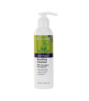 DERMA E SOOTHING CLEANSER WITH PYCNOGENOL 175 ML