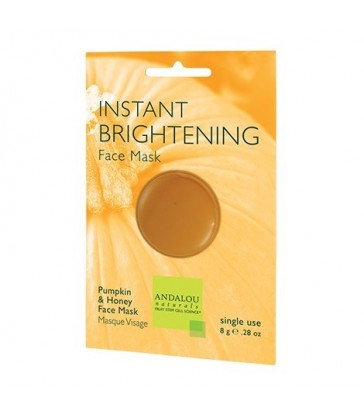 ANDALOU NATURALS INSTANT BRIGHTENING FACE MASK 8 G